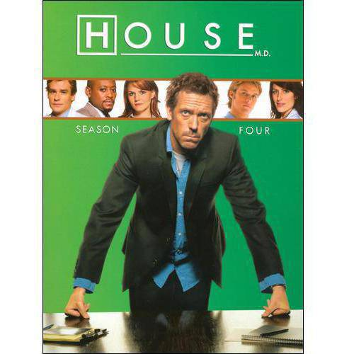 House - House: Season 4 [DVD]