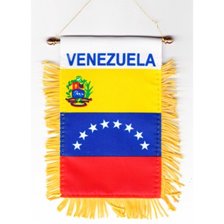 - Venezuela Window Hanging Flag