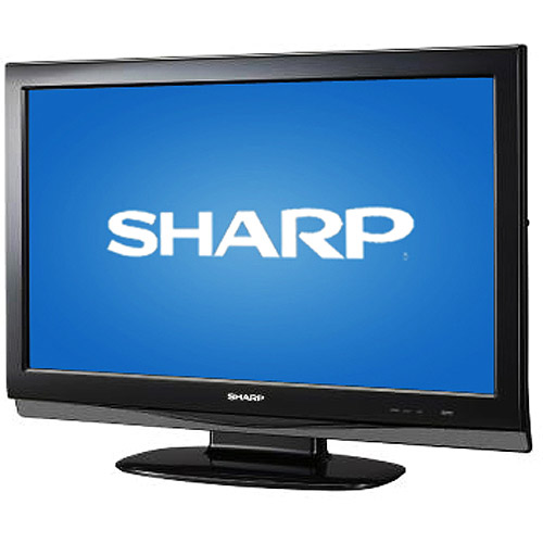 """Sharp 32"""" LCD HDTV  with Built-in Tuner, LC32SB23U"""