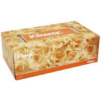 Product Of Kleenex, Family Tissue 2Ply, Count 4 (90Shts) - Napkins / Grab Varieties & Flavors