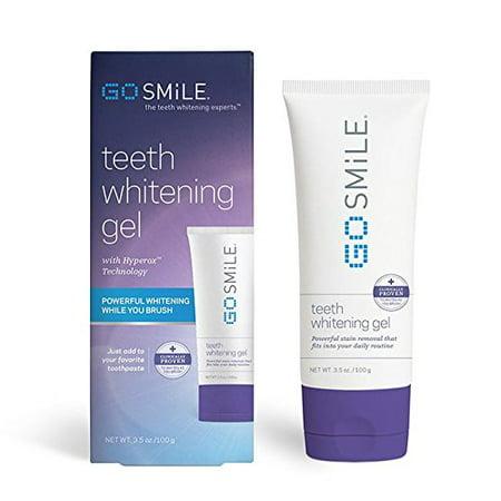 Go Smile Extra Whitening Gel for the Blue Light Whitening Toothbrush 3.5