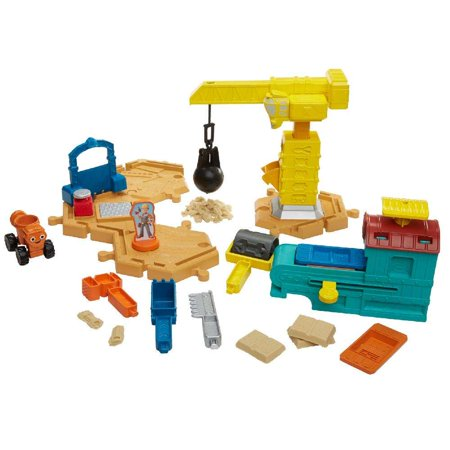 Bob the Builder Mash & Mold Construction Site with Playsand