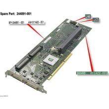 Compaq 244891-001 Compaq SA5312 PCI-X 2-CHAN SCSI-WU3-LVD CTRL (244891001)