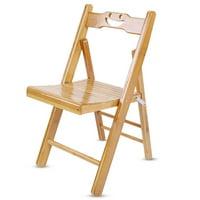 HERCHR Children Bamboo Wooden Folding Chair Foldable Garden Camping Beach Picnic Stool ,  Wooden Children Chair,Children Chair
