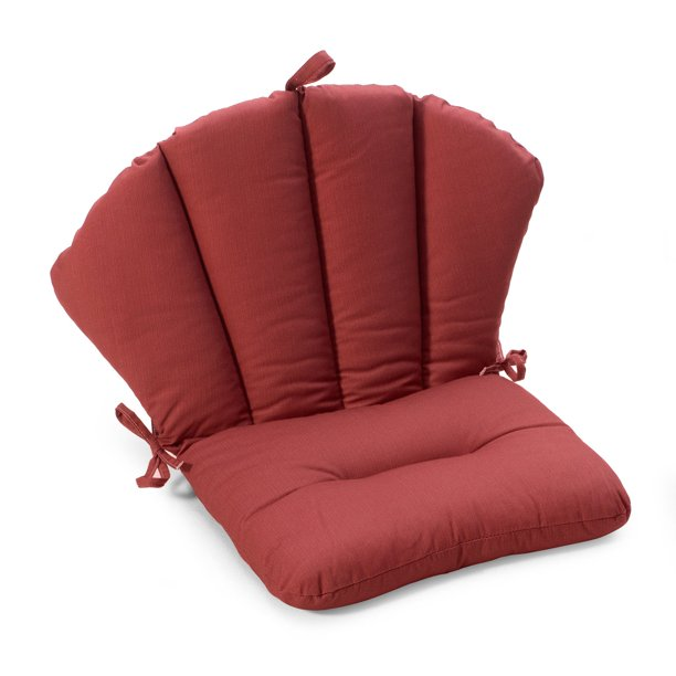 Barrel Back Outdoor Chair Cushion