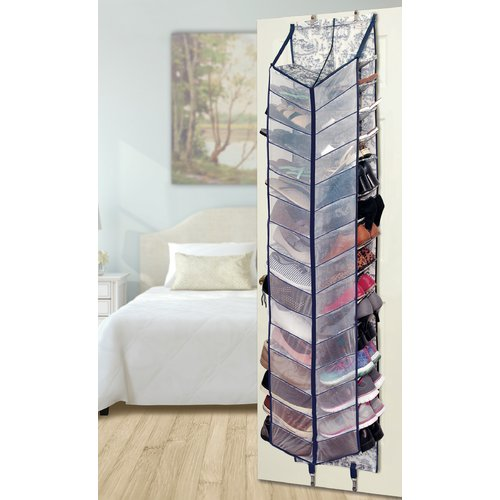 Jokari Everyday 30 Pair Overdoor Shoe Organizer