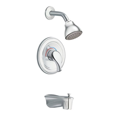 Moen TL172 Legend Bath and Shower Faucet with Moentrol Pressure Balanced Trim, -