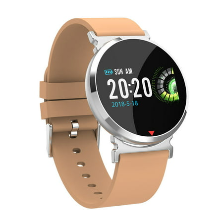 Smart Watch For Women And Men Call And Message Notifications Waterproof Sport Smart Watch Blood Pressure Heart Rate Monitor for iOS Android