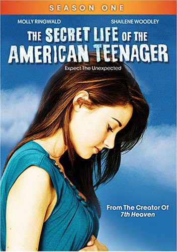 Secret Life of the American Teenager: 1st Season (DVD) by ABC HOME VIDEO