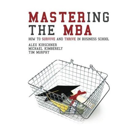 Mastering the MBA - image 1 of 1