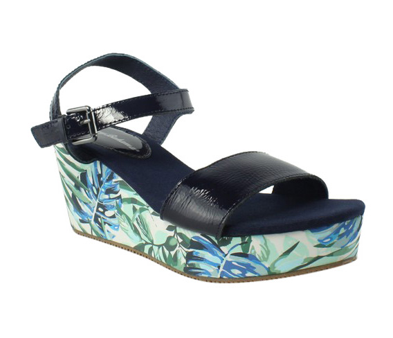 Tommy Bahama Womens TB7S00009-09U-B-410 Navy Strap Sandals Size 7 New by Tommy Bahama
