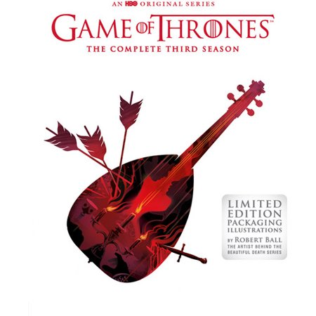 Game Of Thrones: Season 3 (Limited Edition DVD)