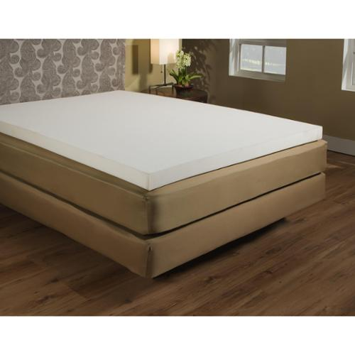 2 5 inch Memory Foam Mattress Topper Twin Walmart