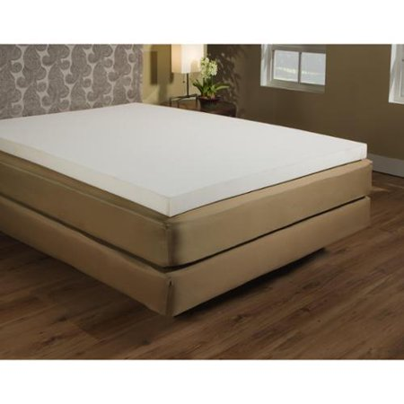 Independent Furniture Supply 2 5 Inch Memory Foam Mattress
