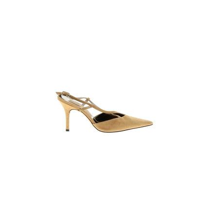 Pre-Owned Christian Lacroix Women's Size 36.5 Eur Heels