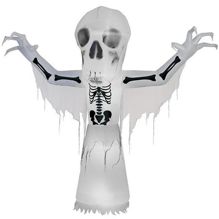 10 ft. Thunder Bare Bones Halloween Decoration