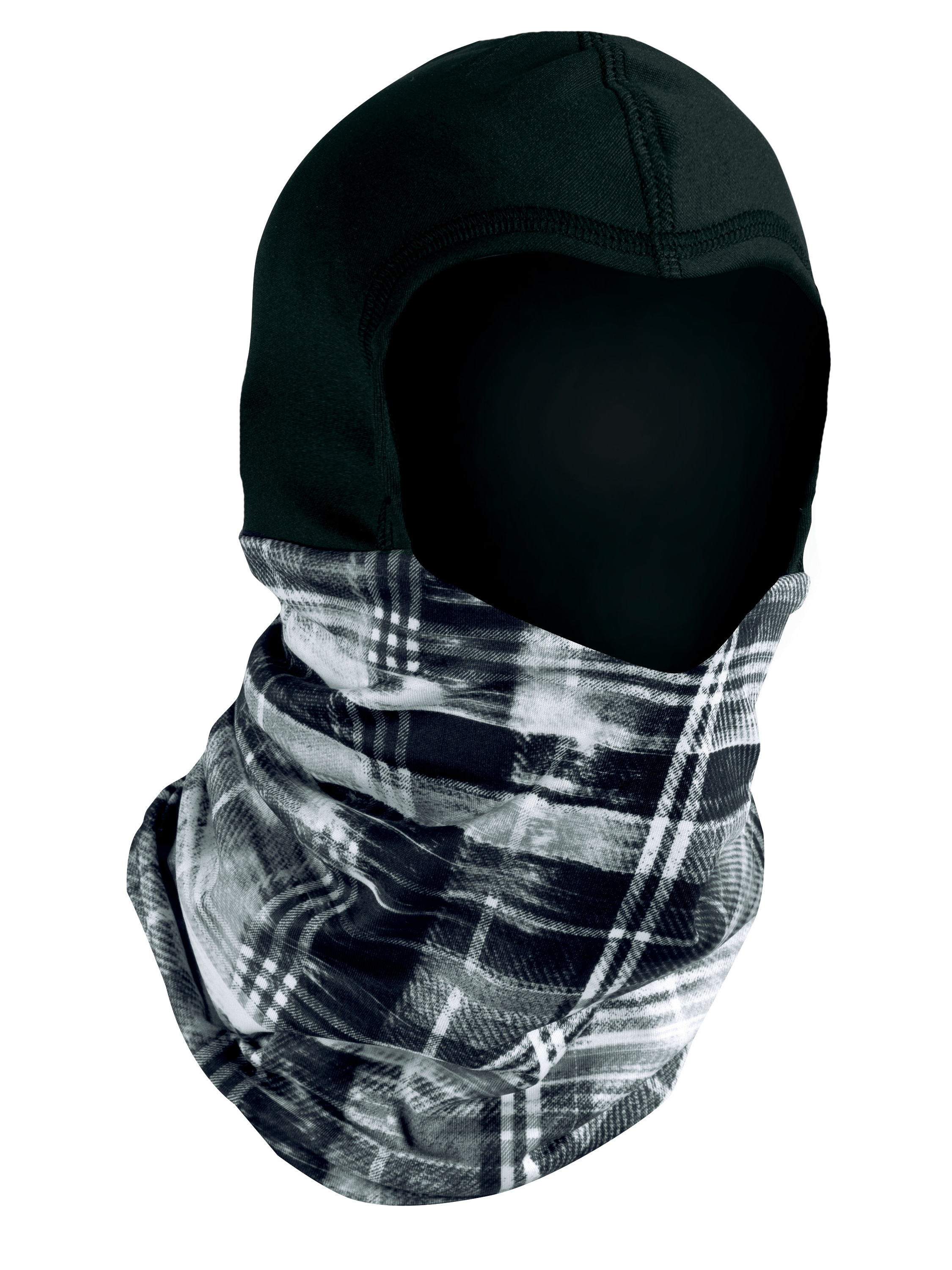 Turtle Fur Shellaclava, Comfort Shell Balaclava Hood and Face Mask with Fleece Lined Neck Warmer by Turtle Fur