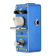 AROMA AHAR-3 Harmonizer Harmonist/ Shifter Electric Guitar Effect Pedal Mini Single Effect with True Bypass
