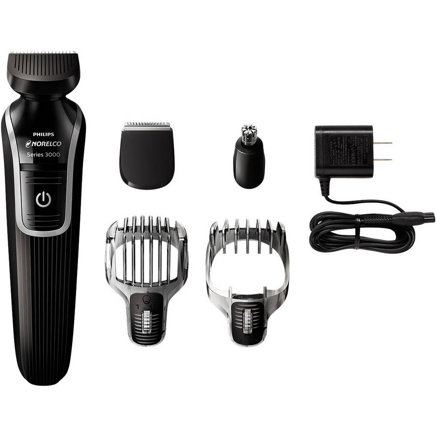 Philips Norelco Multigroom Series 3100, 5 attachments, QG3330/49