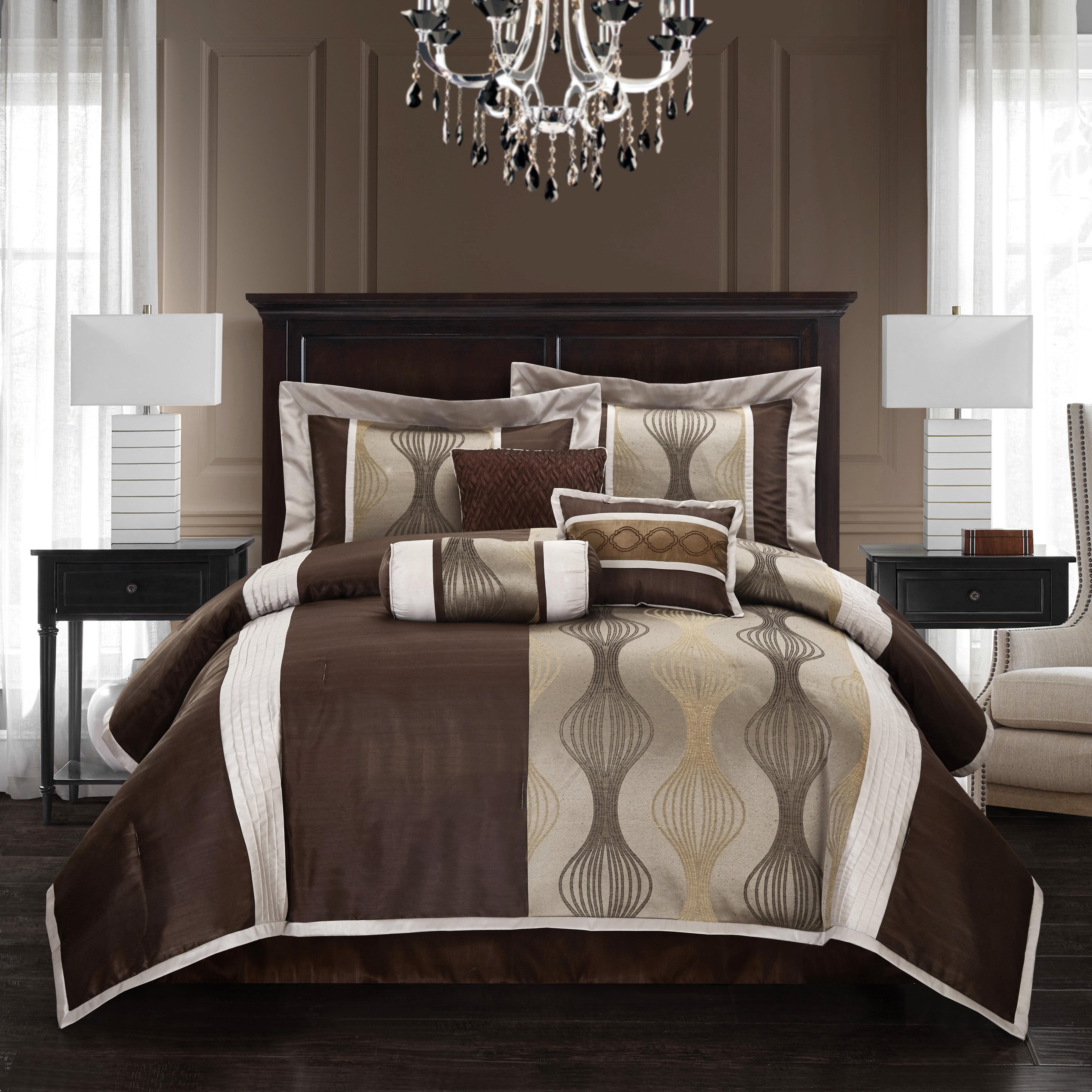 Nanshing Kath 7-Piece Bedding Comforter Set
