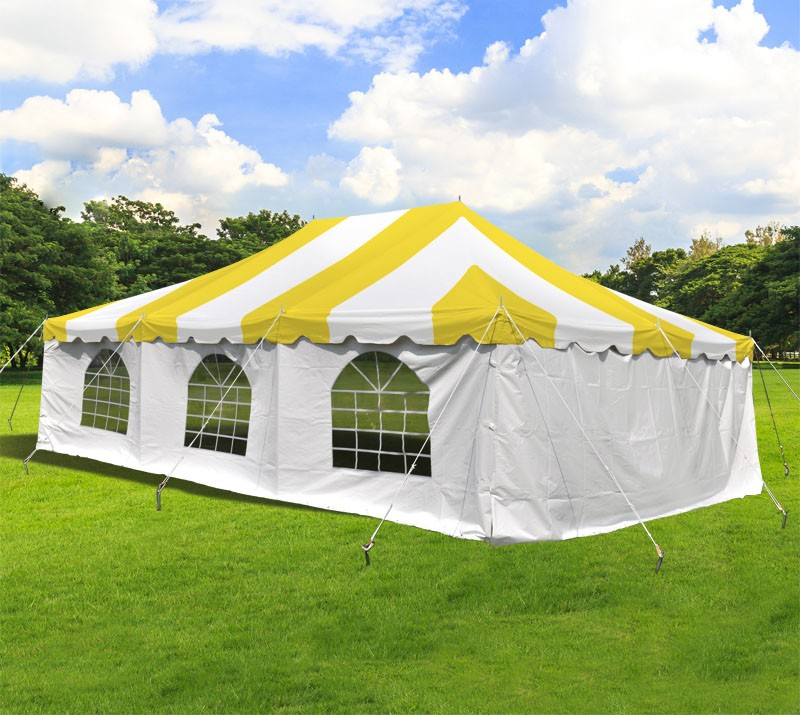 20x30 Outdoor Wedding Event Party Canopy Tent With