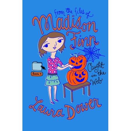 Caught in the Web - eBook - Halloween Wav Files