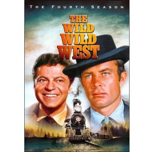 The Wild Wild West: The Fourth Season (DVD)