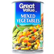 Great Value Mixed Vegetables, 15 Oz