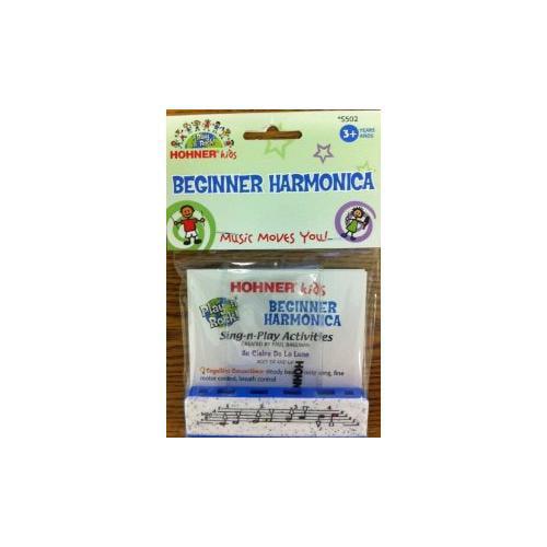 Beginner Harmonica Music Toys by Hohner Music (S502) by Hohner Music