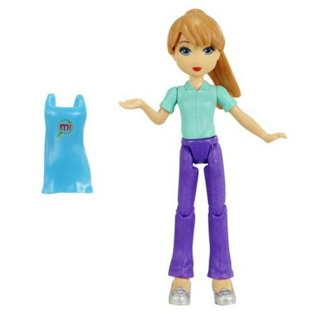 miWorld Blonde Hair Girl Doll (Girls Blonde Hair)