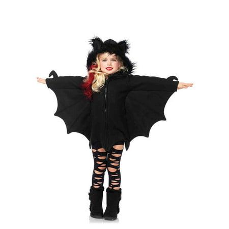 Leg Avenue Cozy Bat Childrens - Childrens Bat Costume