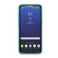 Speck CandyShell Case for Samsung Galaxy S8 Plus, Quartz Pink/River Blue