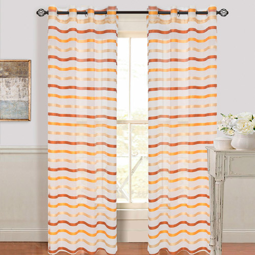 Somerset Home Sonya Grommet Curtain Panel