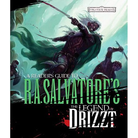 Readers Guide to R.A. Salvatores the Legend of Drizzt by