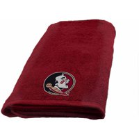 """NCAA Florida State Polyester 26"""" x 15"""" Hand Towel, 1 Each"""