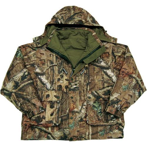 Mossy Oak Break-Up Infinity 4-in-1 System Jacket