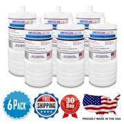 6 Pack Aqua-Pure™/3M AP217 Compatible Replacement Water Filter Cartridge