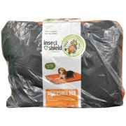 Insect Shield Reversible Bed Medium/Large, Grey/Orange