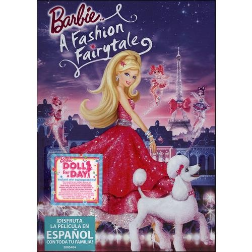 Barbie: A Fashion Fairytale (Widescreen) by UNIVERSAL HOME ENTERTAINMENT