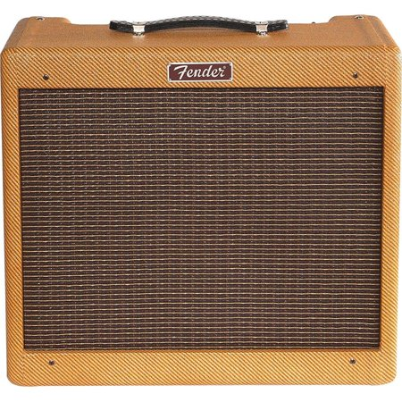 fender hot rod 0213205700 blues junior iii 15-w ltd tube guitar combo amplifier,