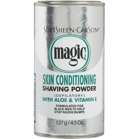 - Magic Skin Conditioning Shaving Powder 4.5 oz (Pack of 6)