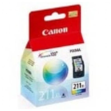 Canon CL-211 XL Extra Large Color Ink Cartridge For PIXMA