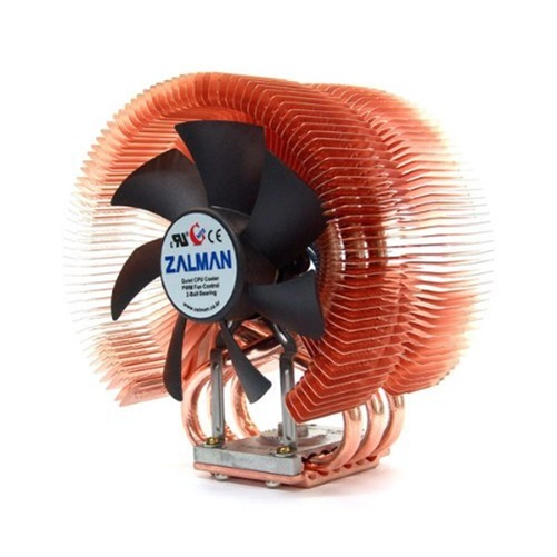 Zalman CNPS9500AT Processor Heatsink and Cooling Fan - 92mm - 2650rpm Dual Ball Bearing