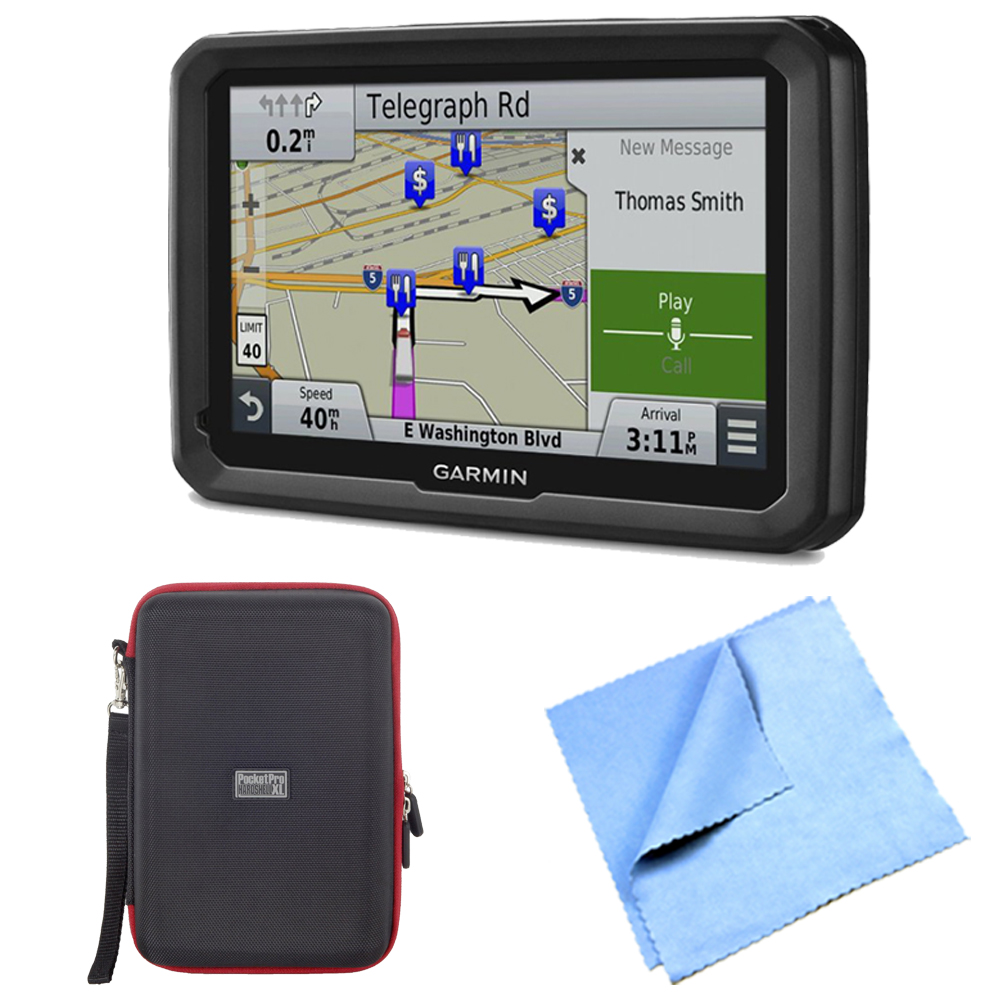 "Garmin dezl 770LMTHD 7"" GPS Navigation System with Map an..."