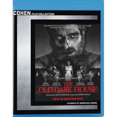 The Old Dark House (Blu-ray) (Ray Charles Rockhouse Parts 1 & 2)