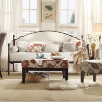 Weston Home Swindon Daybed, Antique Bronze