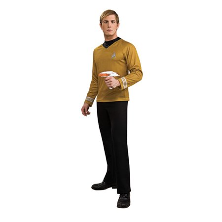 Adult Premium Captain Kirk Uniform Rubies 889120 887366