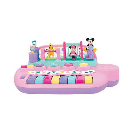 Kiddieland Disney Minnie Mouse & Friends Activity Piano Toy