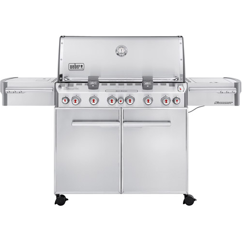 Weber Summit S-670 Gas Grill by Weber Stephen Products