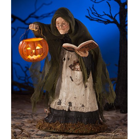 Bethany Lowe Halloween TD7635 Storybook Witch    2018 - Good Titles For Halloween Stories
